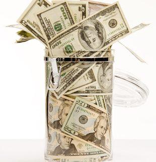 Imagen dinero planes financieros