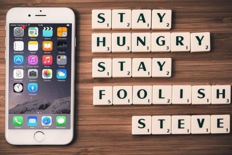 Imagen stay hungry stay foolish
