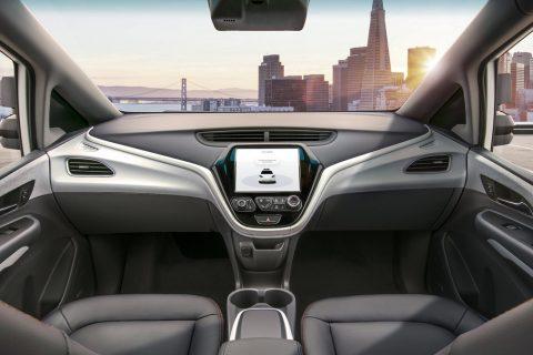Imagen seguros coches autónomos